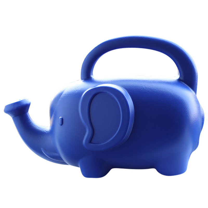 Plastic-Material-Watering-Kettle-Cartoon-Elephant-Shape-Watering-Kettle-Swe-A4P4 thumbnail 1