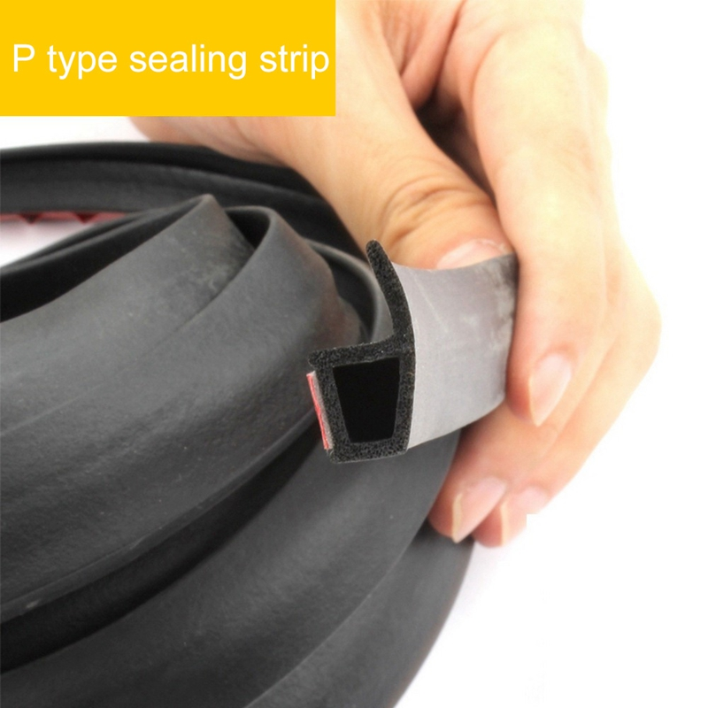 Typ-Auto-Styling-Tuer-Stopper-Aufkleber-Auto-Windschutzscheibe-Dichtung-O3T9 Indexbild 3