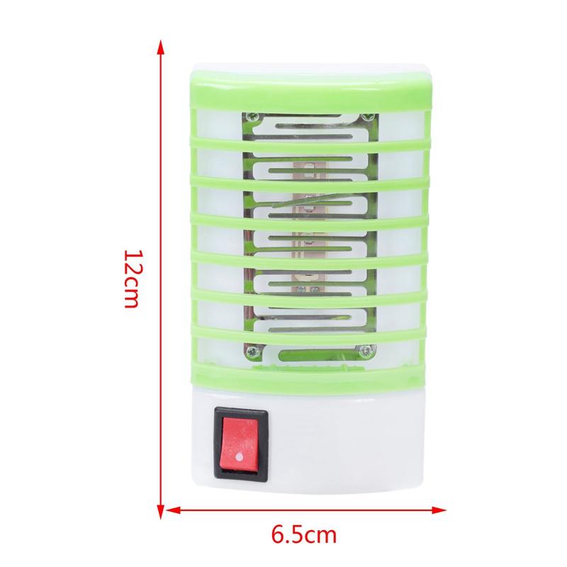 Lampes-Anti-Moustiques-Veilleuse-Piege-Tueur-D-039-Insecte-Insecte-Vol-Moustiqu-S7I5 miniature 9