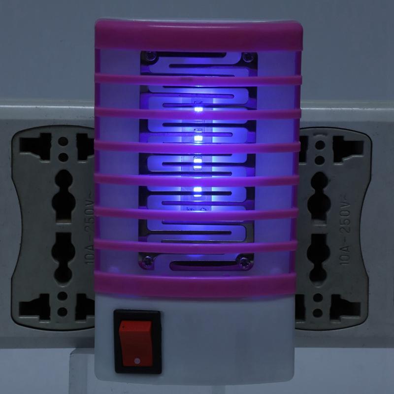 Lampes-Anti-Moustiques-Veilleuse-Piege-Tueur-D-039-Insecte-Insecte-Vol-Moustiqu-S7I5 miniature 18