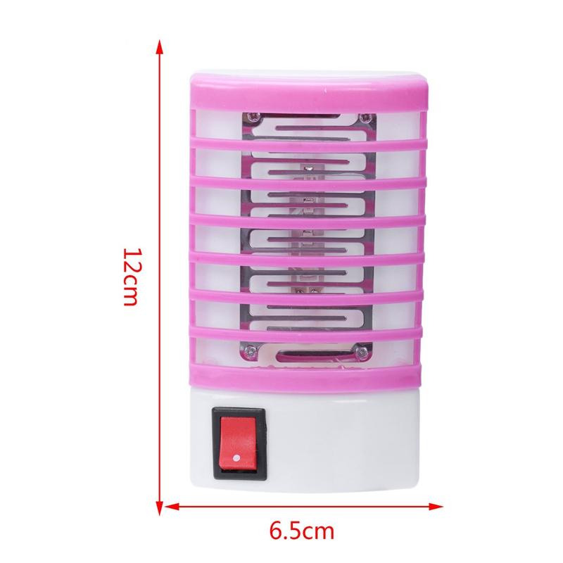 Lampes-Anti-Moustiques-Veilleuse-Piege-Tueur-D-039-Insecte-Insecte-Vol-Moustiqu-S7I5 miniature 19