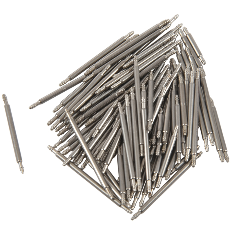 108pcs-8-25mm-Stainless-Steel-Watch-Band-Strap-Spring-Bar-Link-Pins-Remover-Y5C7 thumbnail 2