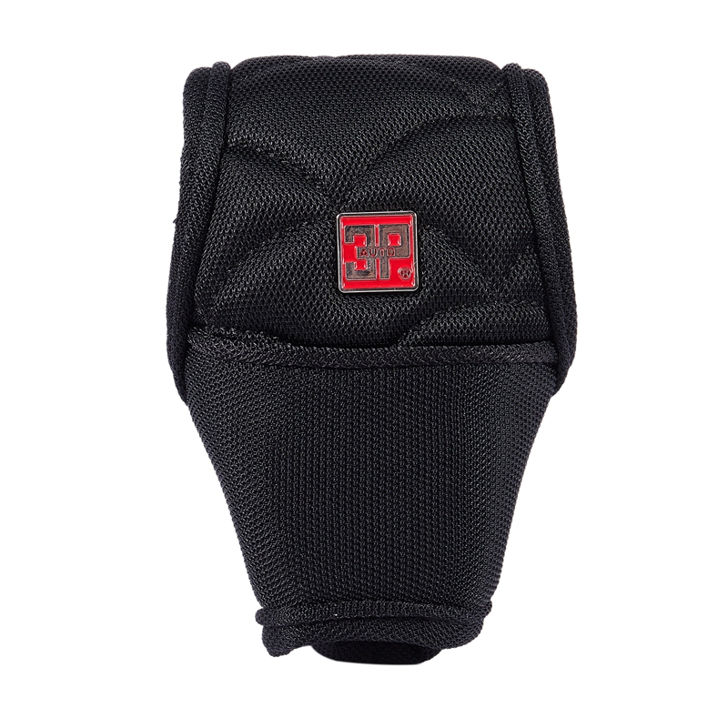 uxcell Foam Padded Car Gear Shift Knob Shifter Cover Sleeve Pad Case Black