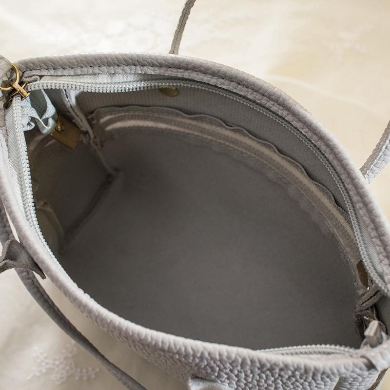 Handtasche-Mode-Neue-Qualitaet-PU-Leder-Damen-Tasche-Kontrast-Damen-Handtasc-A2Z6 Indexbild 5