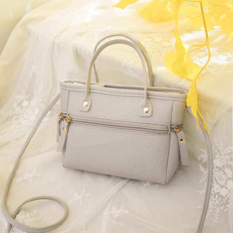 Handtasche-Mode-Neue-Qualitaet-PU-Leder-Damen-Tasche-Kontrast-Damen-Handtasc-A2Z6 Indexbild 25