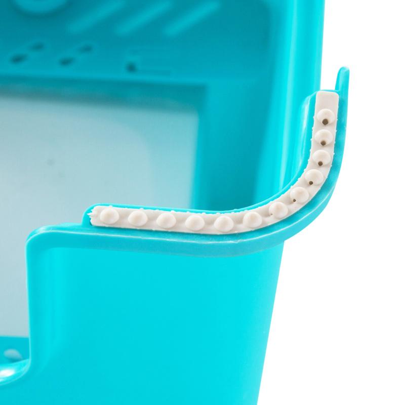 Taburete-de-Plastico-Cambiando-Sus-Zapatos-Pequeno-Banco-La-Gente-Puede-Se-Y7G7 miniatura 13