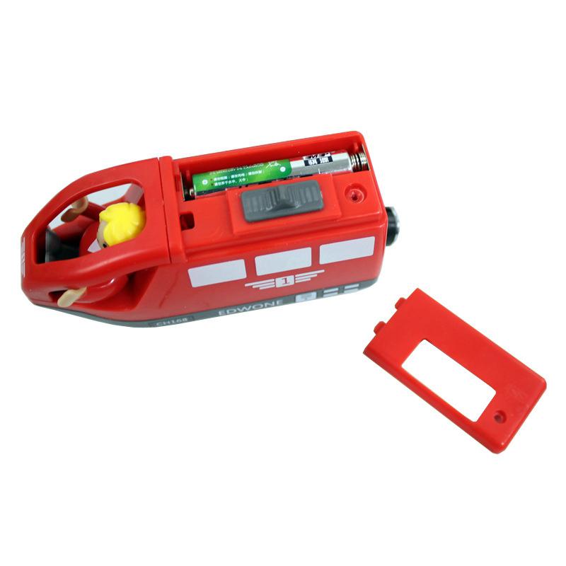 Juguetes-Tren-Electrico-Para-Ninos-Juguete-Vehiculo-Electronico-Fundido-A-Pr-u2O miniatura 2