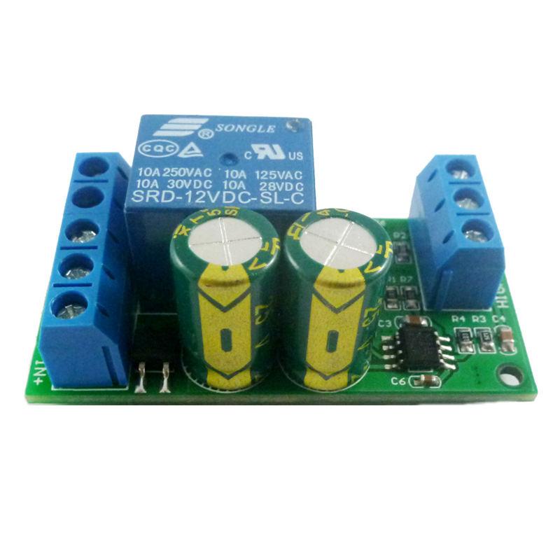 Details about 12V Water Level Automatic Controller Module Liquid Sensor  Switch Solenoid V Z8K4