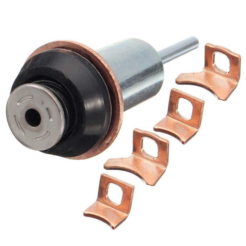 VARIOUS NIPPON DENSO STARTER MOTOR SOLENOID PLUNGER 36.5MM COPPER CONTACT DISC
