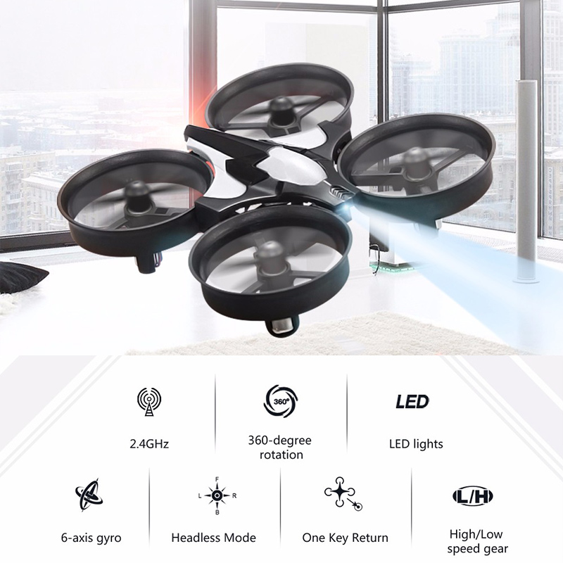 Global-Drone-Mini-Four-Axis-Aircraft-Mini-Remote-Control-Aircraft-One-Butto-S1J8 thumbnail 3