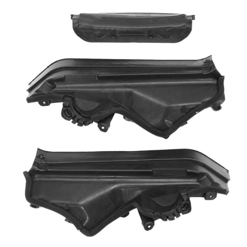 ACAMPTAR Engine Engine Upper Partitions Engine Panel Guards for X5 X6 E70 51717169419,51717169420,51717169421