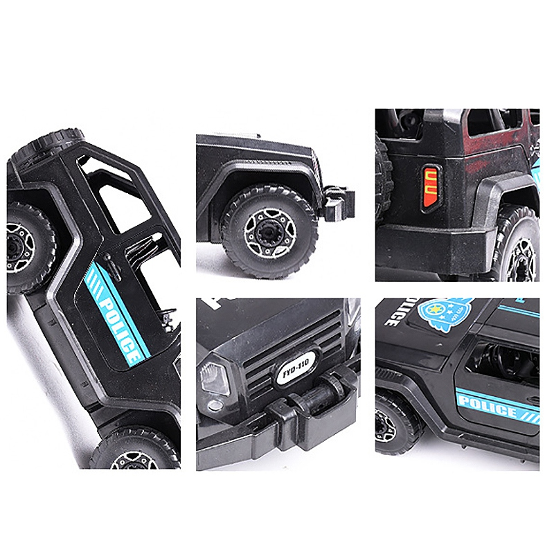 Detachable-Loading-And-Unloading-Nut-Assembling-Combination-Puzzle-Jeep-Outd-5D4 thumbnail 9