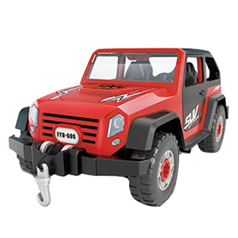 Detachable-Loading-And-Unloading-Nut-Assembling-Combination-Puzzle-Jeep-Outd-5D4 thumbnail 24