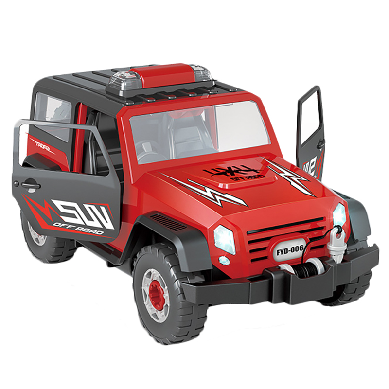Detachable-Loading-And-Unloading-Nut-Assembling-Combination-Puzzle-Jeep-Outd-5D4 thumbnail 25