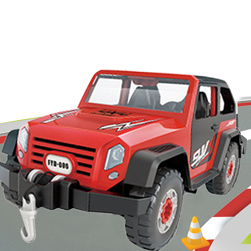 Detachable-Loading-And-Unloading-Nut-Assembling-Combination-Puzzle-Jeep-Outd-5D4 thumbnail 27