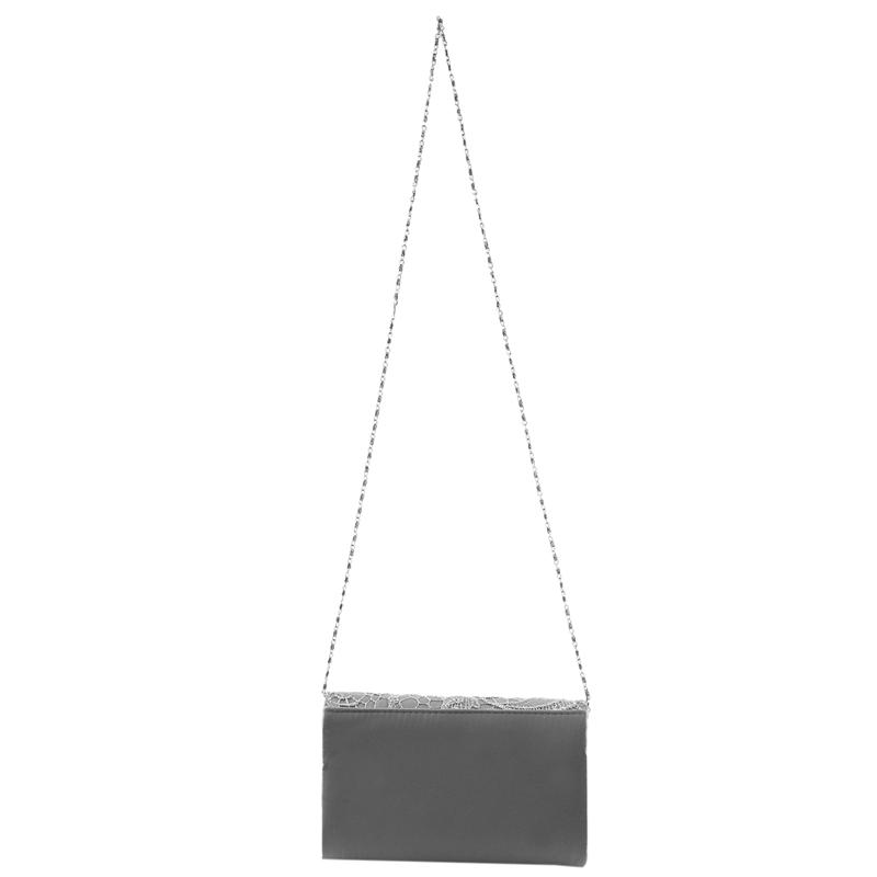 Neuer-Nobler-Spitze-Kupplungs-Umschlag-Beutel-Brautdesigner-Damen-Abend-Par-N1W8 Indexbild 6