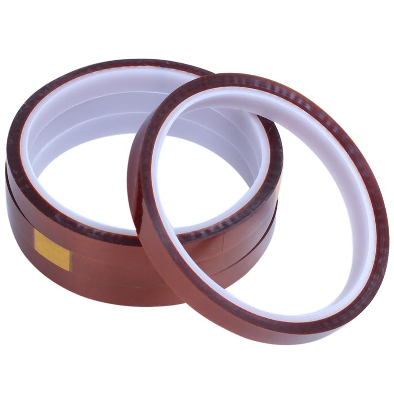 Thermo Klebeband für Sublimation Top Qualität 3 Rollen in 08,10,12 mm x 30m