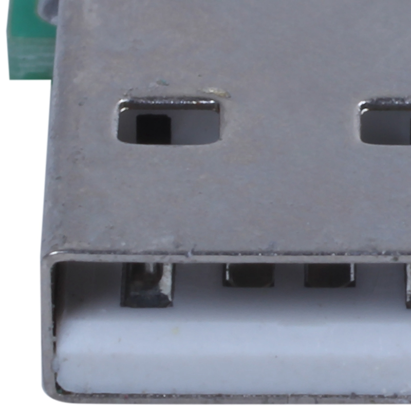1pcs-green-metal-USB-male-to-DIP2-54mm-DIP-adapter-board-S5T2 thumbnail 8