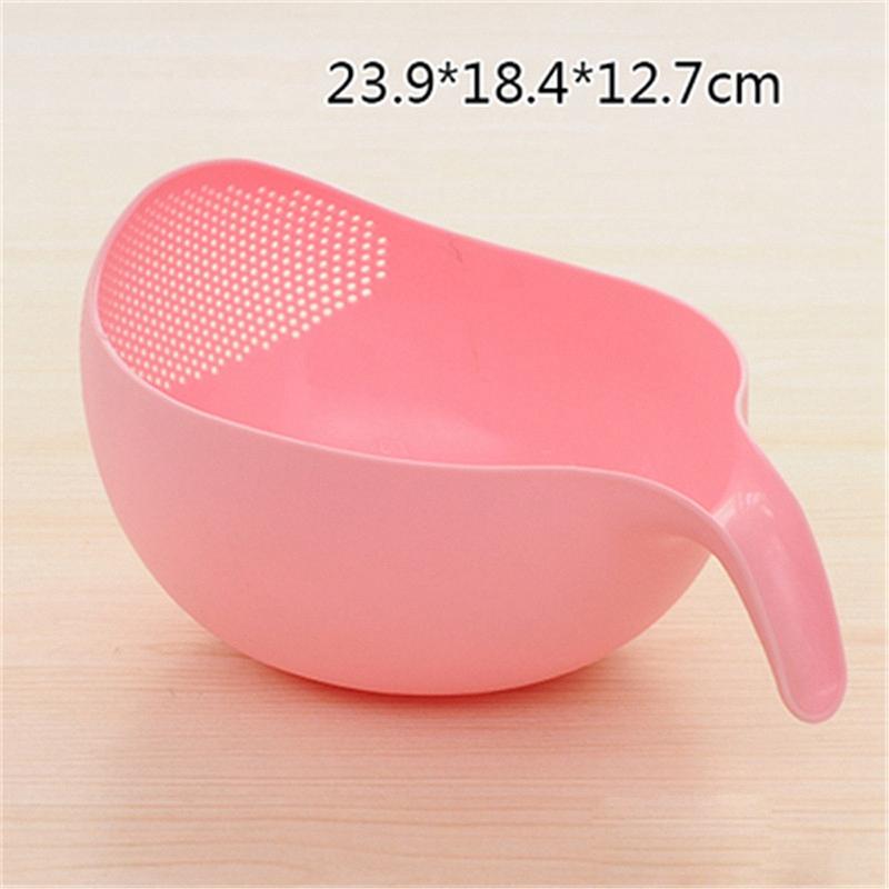 Durable-Rice-Washing-Filter-Strainer-Kitchen-Tool-Beans-Peas-Sieve-Basket-C-E4E5 thumbnail 2
