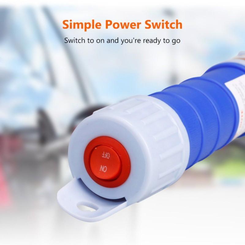 20X-Battery-Operated-Liquid-Turbo-Pump-Cordless-Pvc-Transfer-Pump-Automatic-N1J7 thumbnail 8