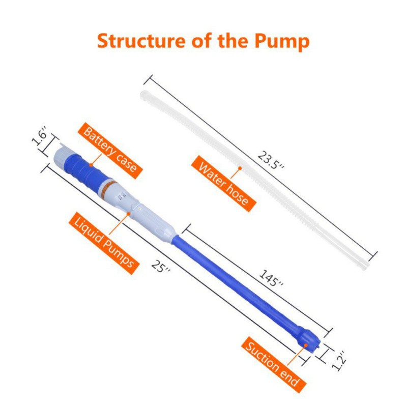 20X-Battery-Operated-Liquid-Turbo-Pump-Cordless-Pvc-Transfer-Pump-Automatic-N1J7 thumbnail 11