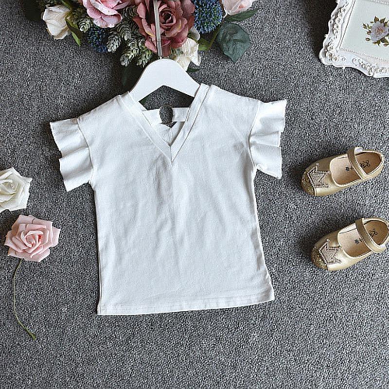 1X-Nette-Baby-Maedchen-Kleidung-Sets-Sommer-Kurzarm-Strass-Pailletten-Ananas-V3X5 Indexbild 6