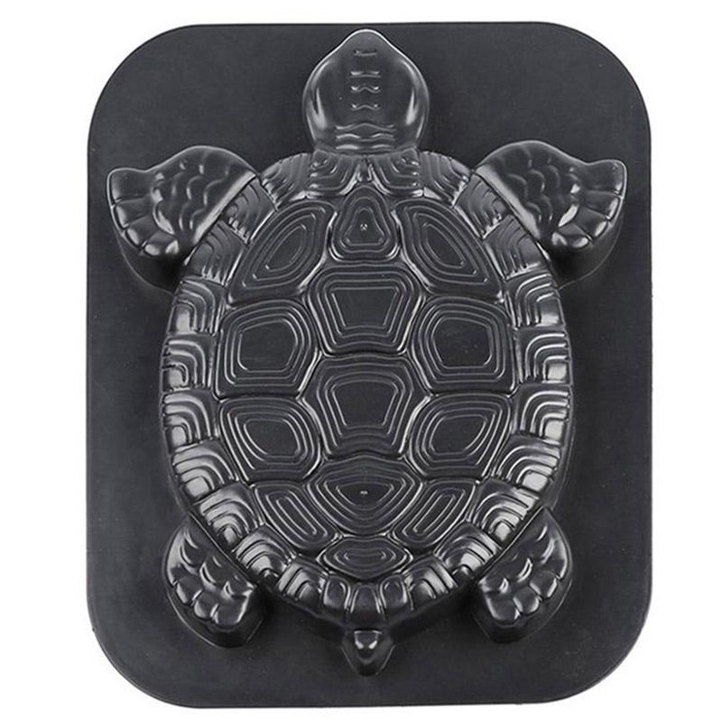 Prudent Turtle Chemin Béton Béton Ciment En Plastique Ciment Plastique Pavage Manue S9y3 Par Processus Scientifique