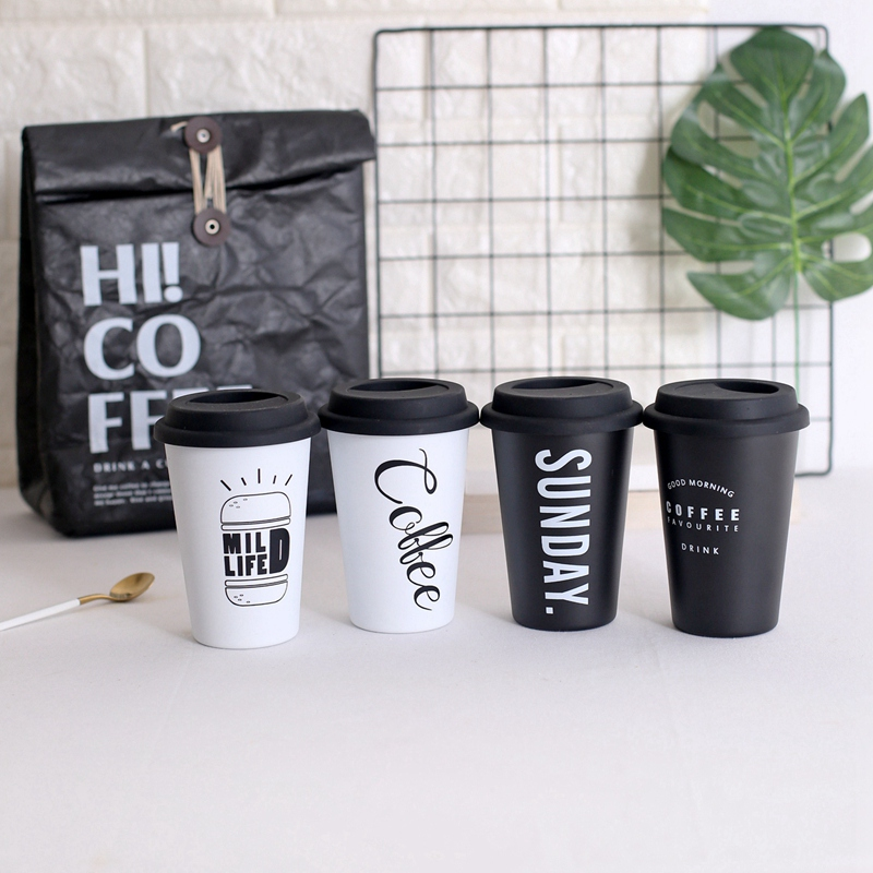 350-Ml-Kaffee-Tassen-Verdickt-Edelstahl-Kaffee-Tassen-Tee-Tassen-Grosse-Reis-T9S8 Indexbild 3