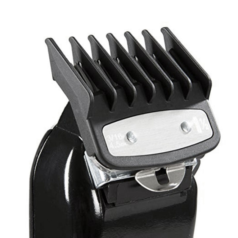 Stainless-Steel-Attachment-Clipper-Combs-For-Dogs-Dog-Grooming-Kit-L4B9 thumbnail 3
