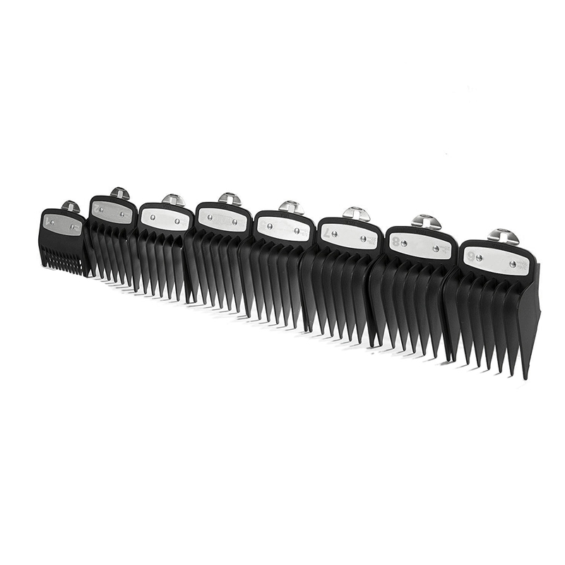 Stainless-Steel-Attachment-Clipper-Combs-For-Dogs-Dog-Grooming-Kit-L4B9 thumbnail 10