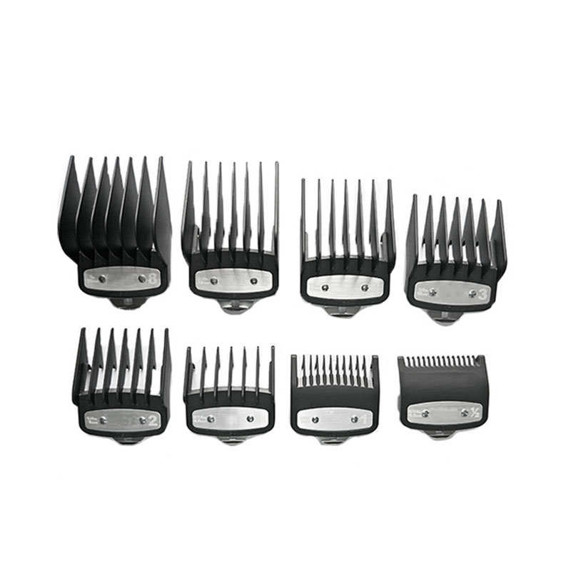 Stainless-Steel-Attachment-Clipper-Combs-For-Dogs-Dog-Grooming-Kit-L4B9