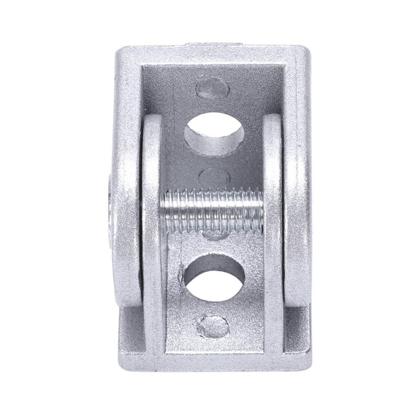 2-Stueck-Los-Legierung-Flexible-Drehzapfen-Gelenk-Stecker-Fuer-Eu-Standard-Al-G2O6 Indexbild 4