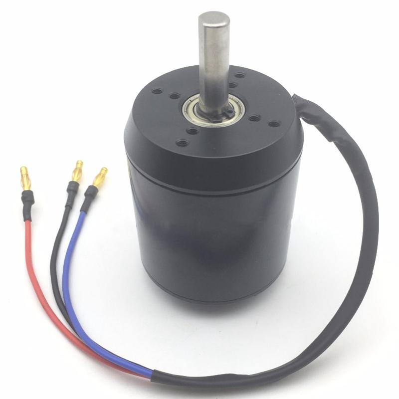 6384 Motor De Eje 10Mm Sin Escobillas 24-36V Motor Motor Motor Con Sensor Para Patineta G3D9 a7ace5