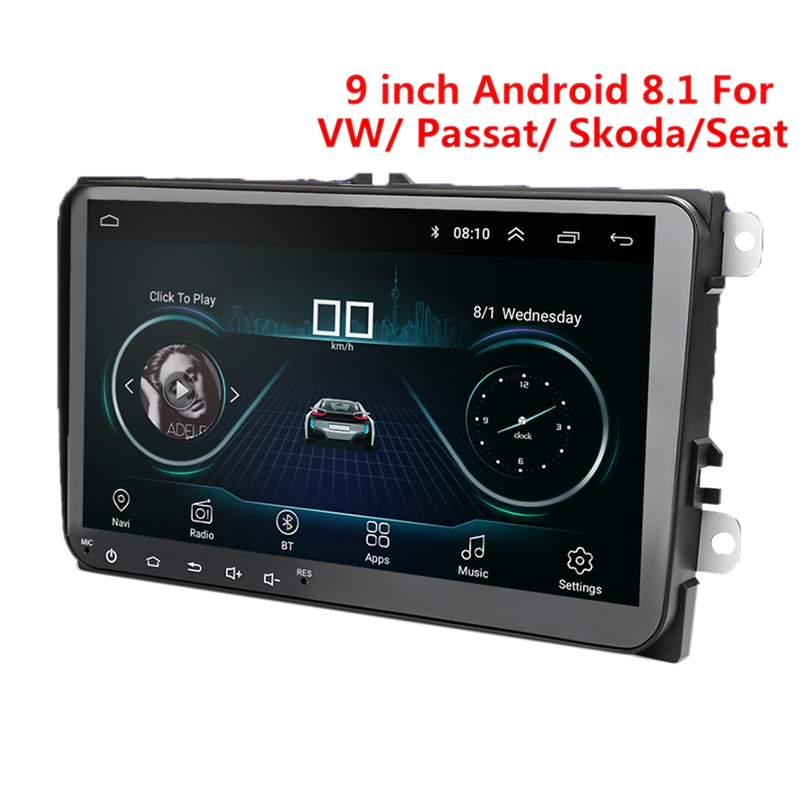 9-Inch-Android-8-0-Double-2Din-Car-Radio-Gps-Auto-Radio-2-Din-Usb-For-Volks-X6X4 thumbnail 6