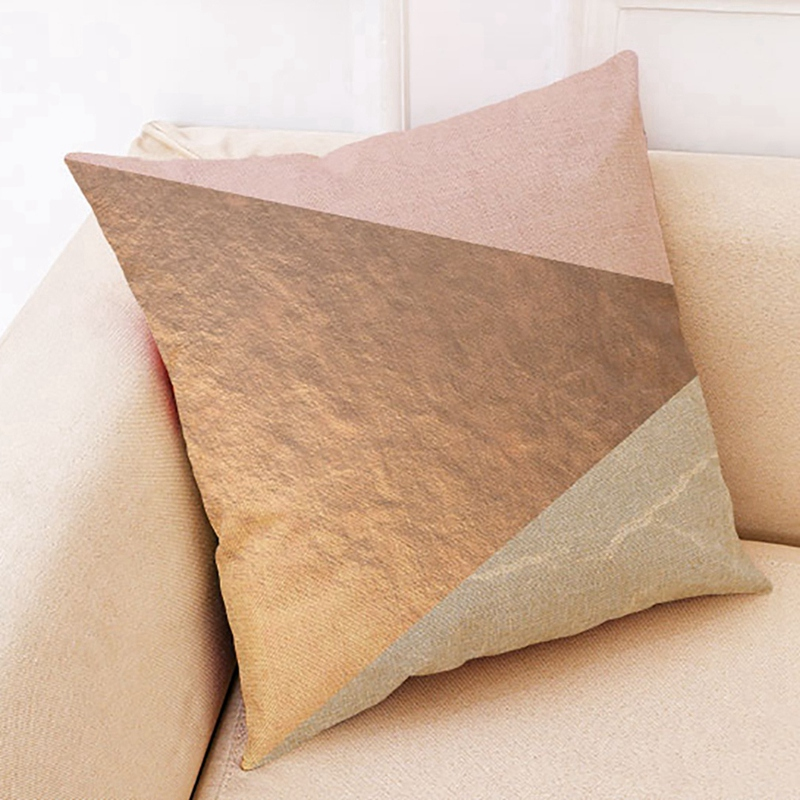 2X-Geometric-Pillow-Cover-Home-Decoration-Pillow-Cover-Linen-Sofa-Cushion-C5X6 thumbnail 9