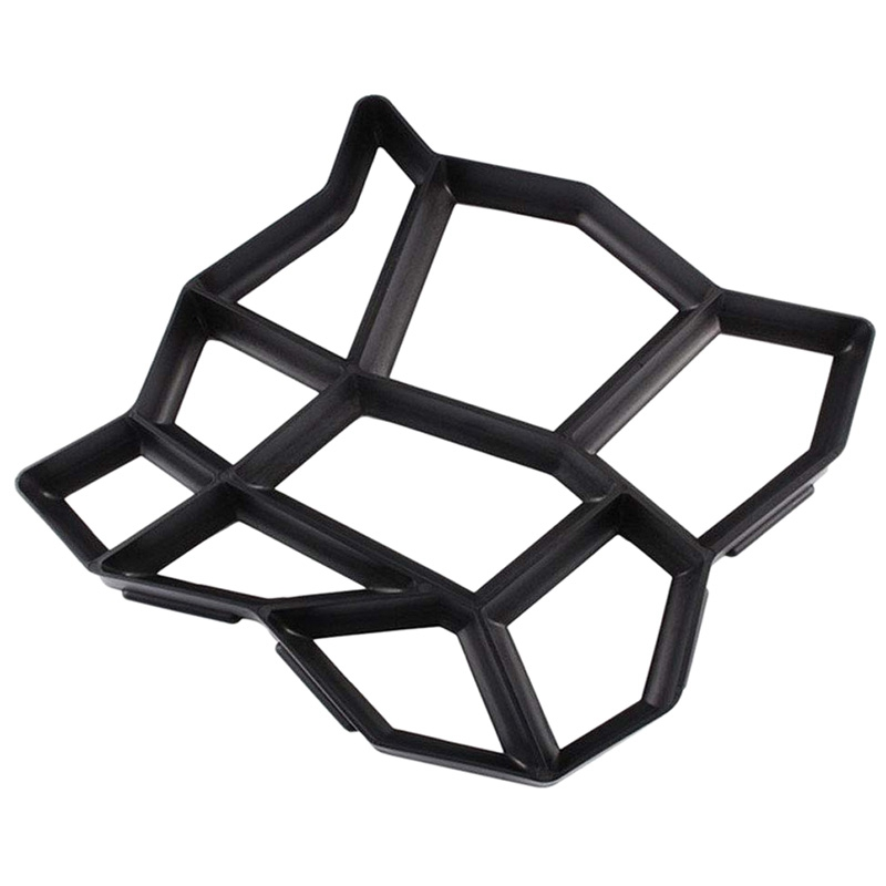 2-Stuecke-Garten-Pflaster-Form-Garten-Gehweg-Pflaster-Beton-Form-Diy-Manuel-R5Z3
