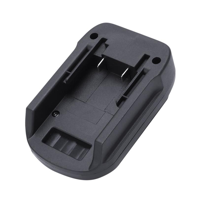 Convertisseur alimentation Adaptateur pour Milwaukee Batterie outil électronique