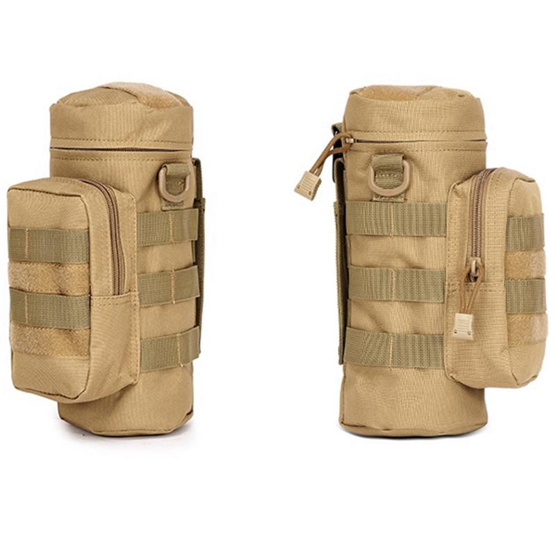 Molle Strap Rucksack Tasche Gurtband Verbinden Schnalle Clip EDC im Freien 0U