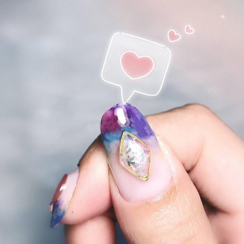 15Ml-Nail-Polish-Ink-Gel-Watercolor-Gradient-Pattern-Nail-Art-Manicure-Deco-W1F9 thumbnail 5