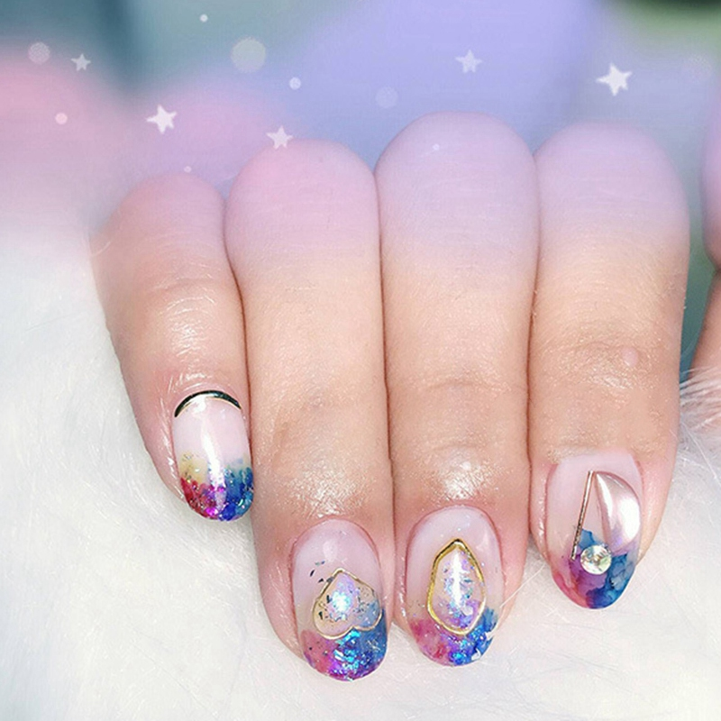 15Ml-Nail-Polish-Ink-Gel-Watercolor-Gradient-Pattern-Nail-Art-Manicure-Deco-W1F9 thumbnail 15