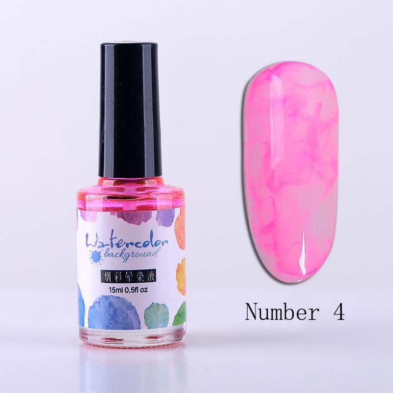 15Ml-Nail-Polish-Ink-Gel-Watercolor-Gradient-Pattern-Nail-Art-Manicure-Deco-W1F9 thumbnail 39