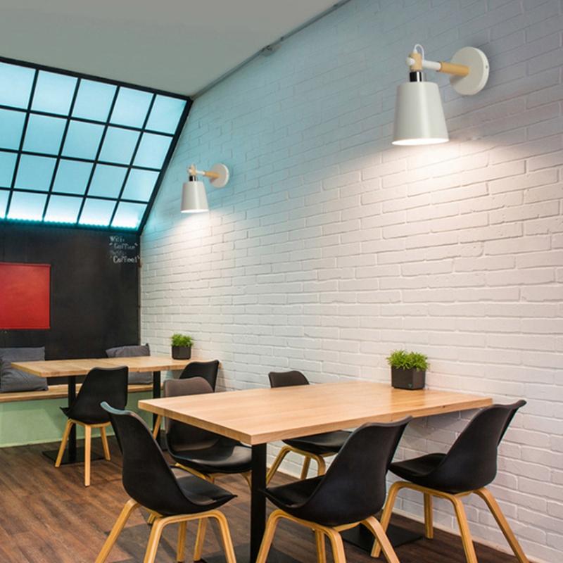 Applique Murale Chambre À Coucher Décoration De Chevet Nordic Salon ...