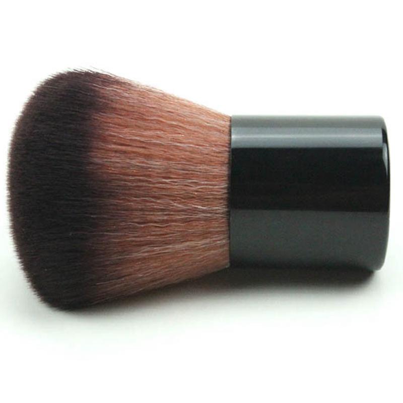 1Pcs-Black-Makeup-Brushes-Powder-Cosmetic-Brush-Face-Blush-Contour-Brush-Bl-M8T2 thumbnail 4