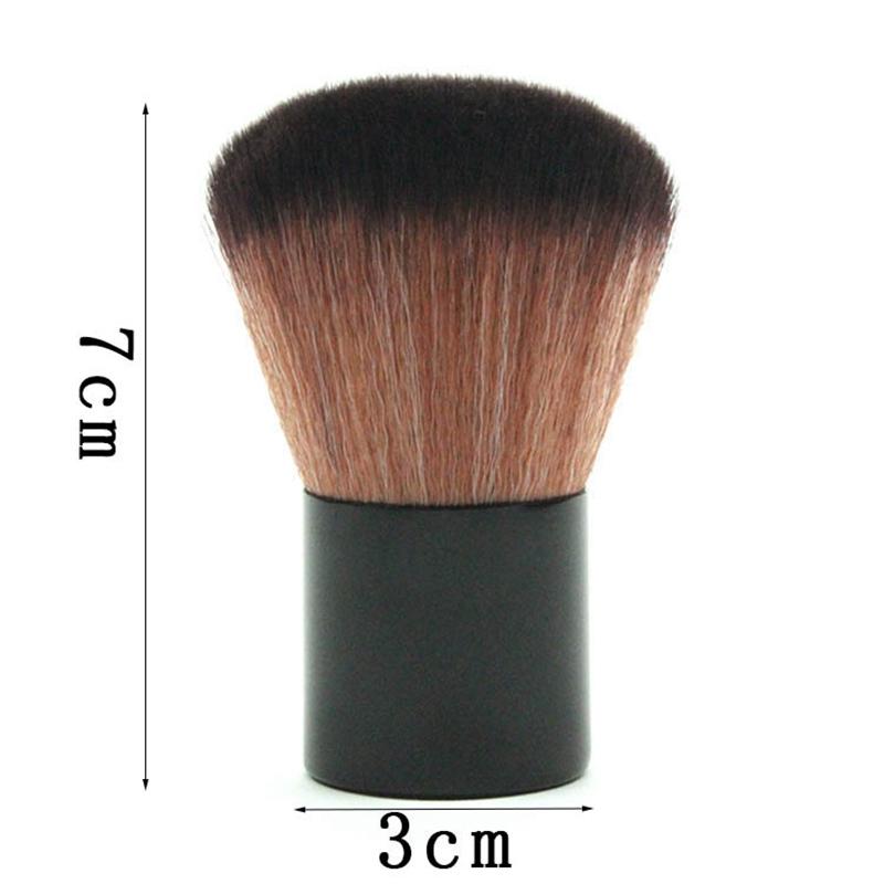 1Pcs-Black-Makeup-Brushes-Powder-Cosmetic-Brush-Face-Blush-Contour-Brush-Bl-M8T2 thumbnail 5