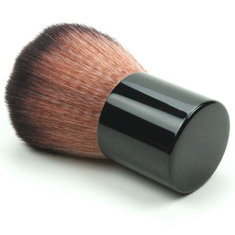 1Pcs-Black-Makeup-Brushes-Powder-Cosmetic-Brush-Face-Blush-Contour-Brush-Bl-M8T2 thumbnail 6