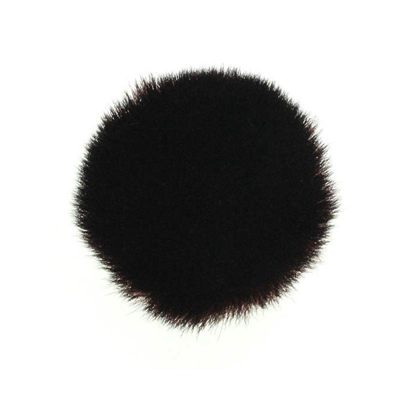 1Pcs-Black-Makeup-Brushes-Powder-Cosmetic-Brush-Face-Blush-Contour-Brush-Bl-M8T2 thumbnail 8