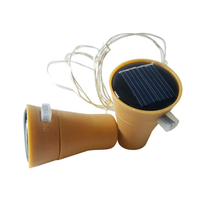 5-Pack-Solar-Powered-Wine-Bottle-Lights-10-Led-Waterproof-Warm-White-Copper-T2J9 thumbnail 8