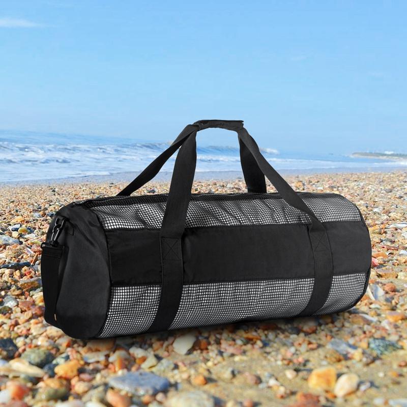 Outdoor-Diving-Equipment-Bag-Diving-Equipment-Bag-Collapsible-Net-Bag-Divin-V9K8 thumbnail 17