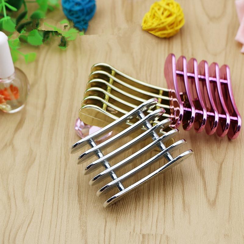 1X-5-Grid-Nail-Pen-Brush-Rack-Stand-Holder-Nails-Salon-Brush-Rack-AccessoryV1E1 thumbnail 5