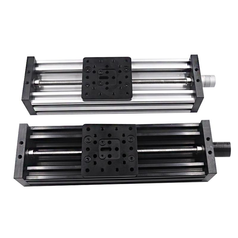 3D-Drucker-Z-Achsen-Gewinde-Spindel-T8-Z-Achse-Diy-C-Beam-Cnc-Schiebe-Tisch-R5N7 Indexbild 4